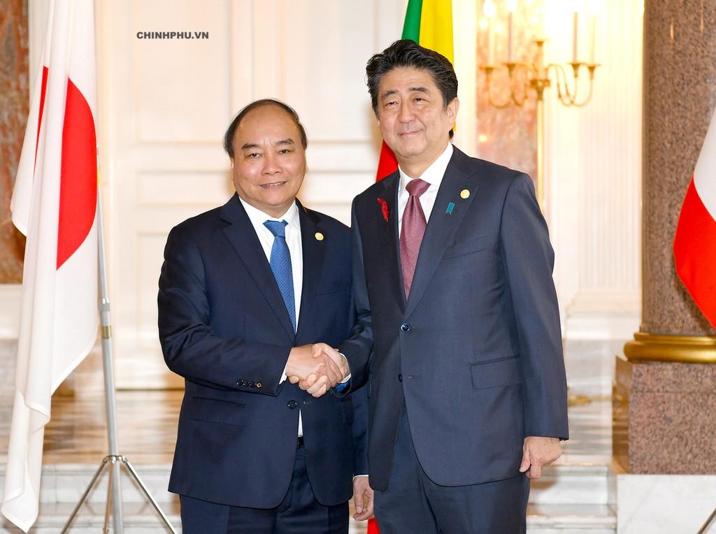 Thủ tướng dự Hội nghị Cấp cao hợp tác Mekong-Nhật Bản - ảnh 1