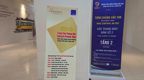 Parkson âm thầm rút khỏi khu thương mại Cantavil ở Sài Gòn - ảnh 1