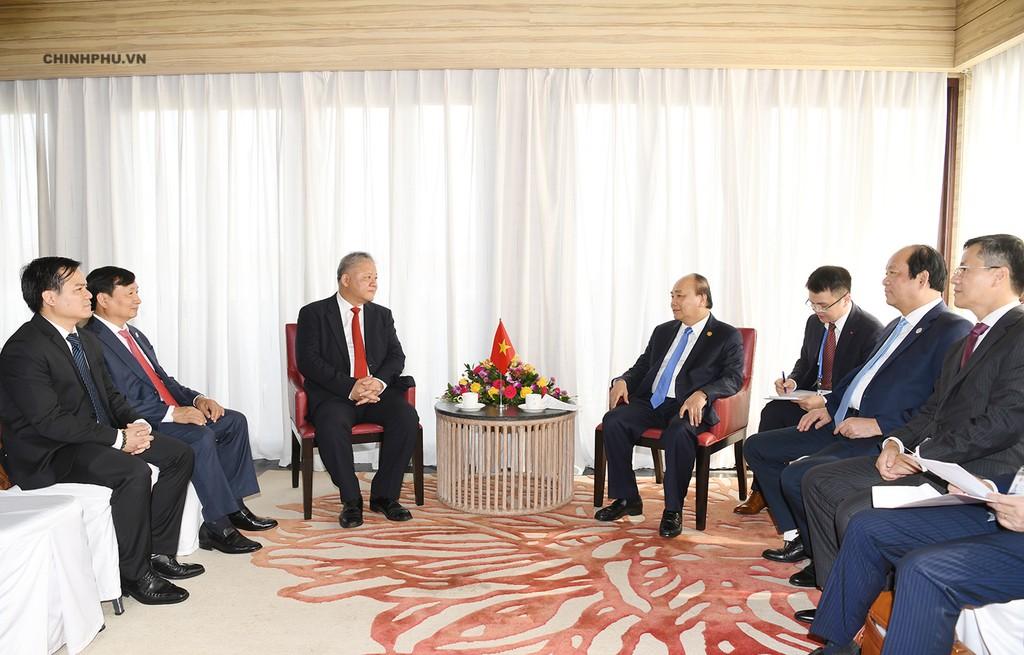 Thủ tướng chứng kiến thỏa thuận hợp tác về hạ tầng đầu tiên của Việt Nam tại Indonesia - ảnh 1