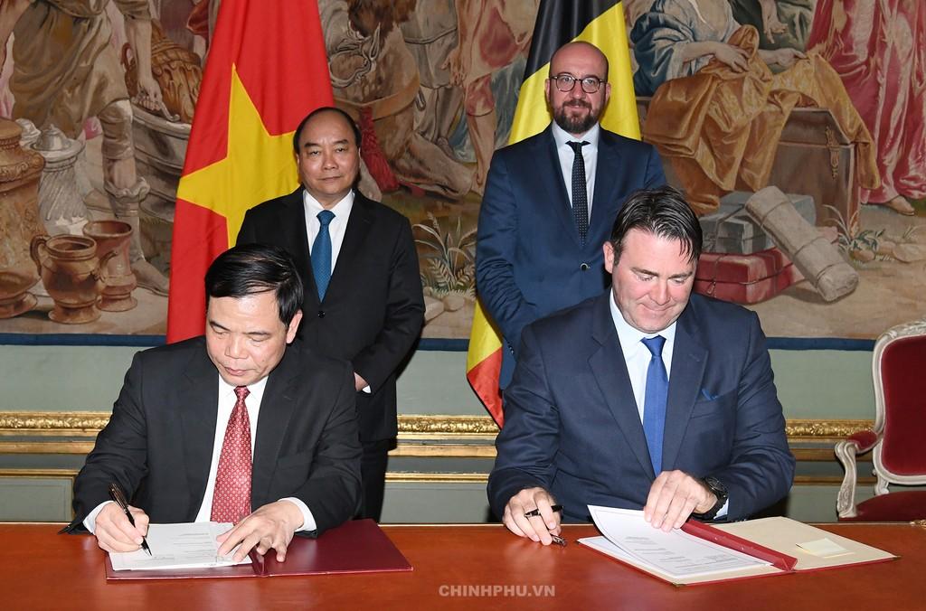 Bỉ cam kết thúc đẩy nền nông nghiệp sạch ở Việt Nam - ảnh 2