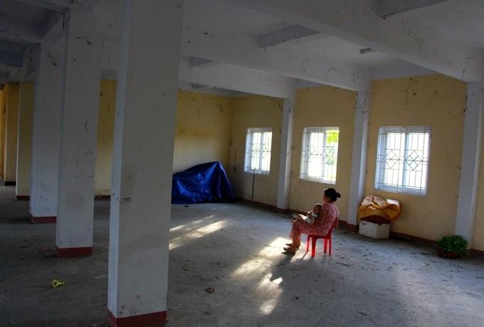 TP. Huế: Khu chung cư hơn 50 tỷ bị bỏ hoang - ảnh 9