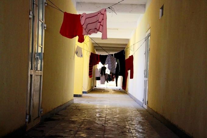 TP. Huế: Khu chung cư hơn 50 tỷ bị bỏ hoang - ảnh 8
