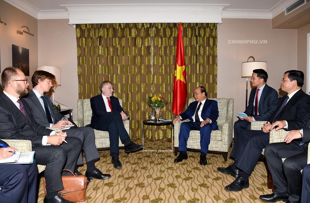 Tín hiệu tích cực về EVFTA từ chuyến thăm của Thủ tướng - ảnh 1