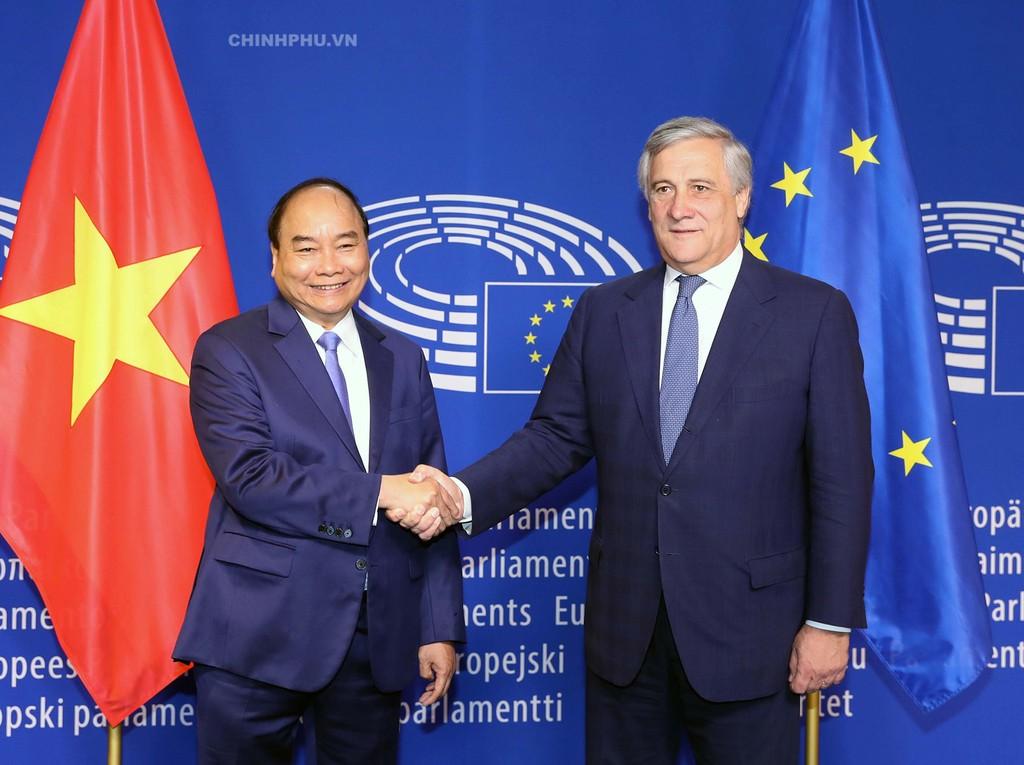 Tín hiệu tích cực về EVFTA từ chuyến thăm của Thủ tướng - ảnh 2