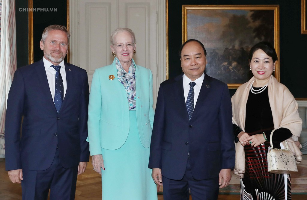 Việt Nam – Đan Mạch luôn là bạn đồng hành - ảnh 1