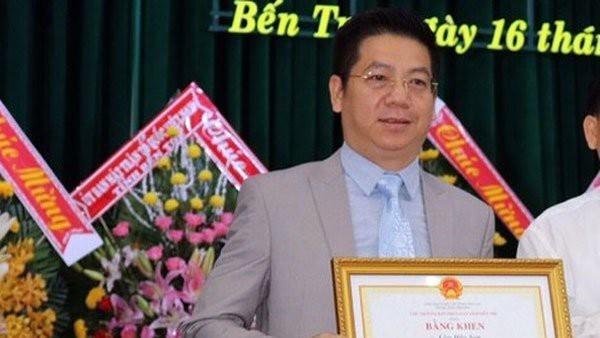 Bị can Lâm Hữu Sơn