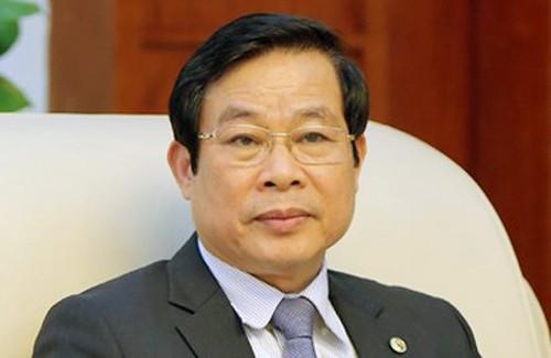 Ông Nguyễn Bắc Son. Ảnh: MIC.