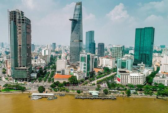 Các khu đất vàng dọc bờ sông Sài Gòn, địa phận Quận 1 được quy hoạch như thế nào? - ảnh 1