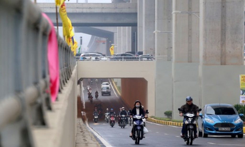 Hà Nội xây thêm hầm chui gần 700 tỷ đồng qua đường Giải Phóng - ảnh 1
