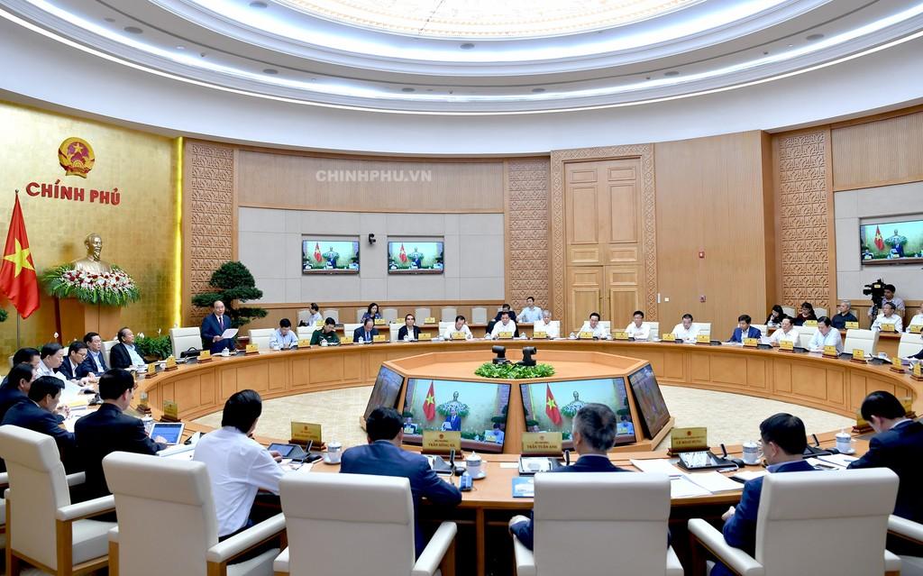 Thủ tướng chỉ đạo nhiệm vụ 2 tháng cuối năm, chuẩn bị cho 2019 - ảnh 2