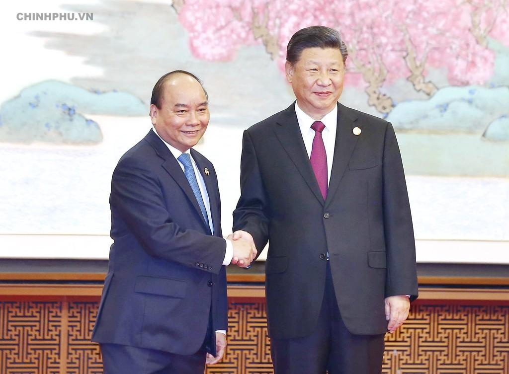 Thủ tướng dự Lễ khai mạc Hội chợ CIIE và Diễn đàn kinh tế thương mại quốc tế Hồng Kiều - ảnh 1