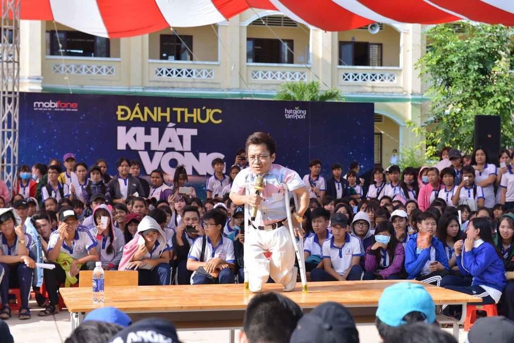 MobiFone và hành trình truyền cảm hứng cho giới trẻ - ảnh 2
