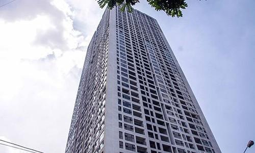 Dự án Tokyo Tower vừa bị PVcomBank siết nợ. Ảnh: Báo Tiền phong