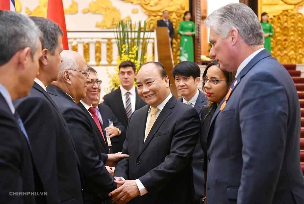 Tăng gấp đôi kim ngạch thương mại Việt Nam-Cuba trong 4 năm tới - ảnh 1