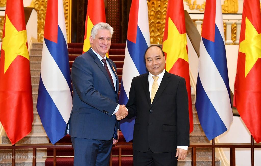 Tăng gấp đôi kim ngạch thương mại Việt Nam-Cuba trong 4 năm tới - ảnh 2