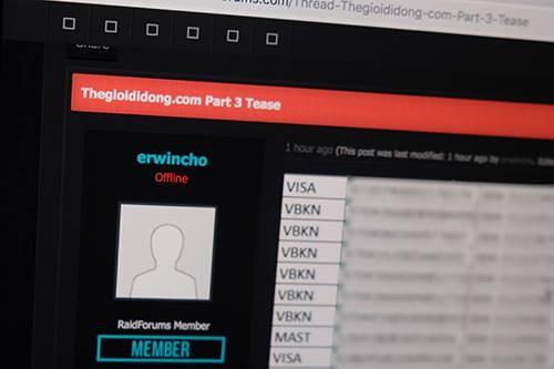 Ngân hàng Nhà nước: Chưa có khách nào của Thế Giới Di Động bị lộ thông tin thẻ - ảnh 1