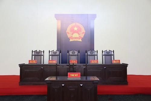 Hôm nay toà án xét xử ông Phan Văn Vĩnh và 91 người - ảnh 1