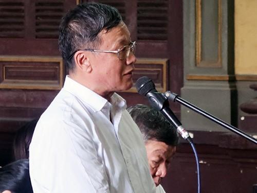 Cựu chủ tịch MHB Huỳnh Nam Dũng.