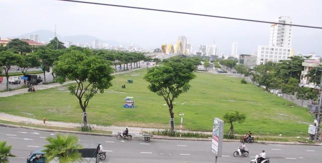 Lô đất vàng mà Công ty Vipico đấu giá trúng nhưng bị UBND TP Đà Nẵng hủy kết quả đấu giá, cũng giống như trường hợp của 5 hộ dân phải kêu cứu lên Thủ tướng. (Nguồn: fdvn)