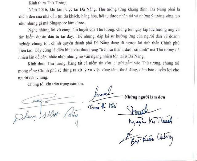 Đà Nẵng: Thêm một số hộ dân kêu oan vì trúng đấu giá nhưng không được giao đất - ảnh 1
