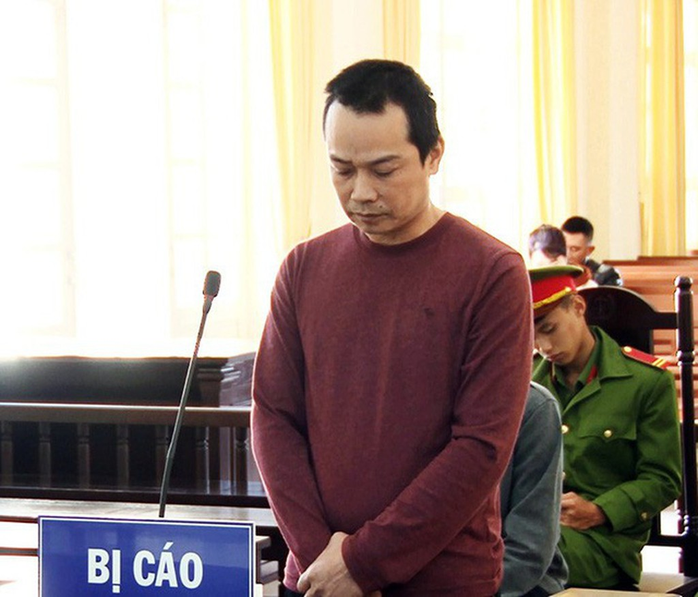 Hoàng Nam Đến tại tòa