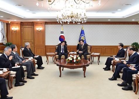 Quan hệ Việt Nam-Hàn Quốc phát triển ngày càng sâu rộng, hiệu quả - ảnh 2