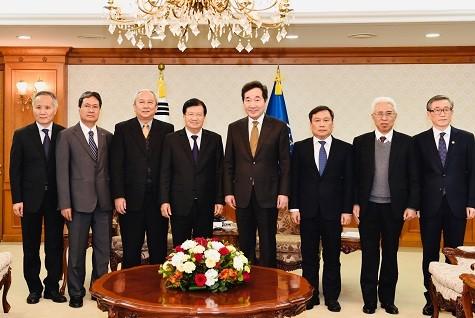 Quan hệ Việt Nam-Hàn Quốc phát triển ngày càng sâu rộng, hiệu quả - ảnh 3