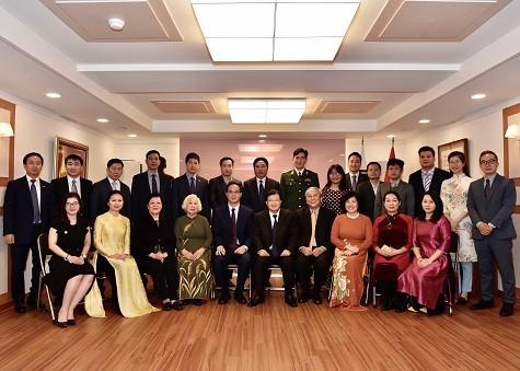 Quan hệ Việt Nam-Hàn Quốc phát triển ngày càng sâu rộng, hiệu quả - ảnh 7