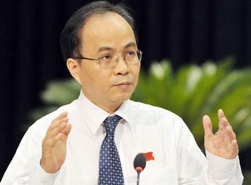 Ông Lê Mạnh Hà, nguyên Phó chủ nhiệm Văn phòng Chính phủ. Ảnh: PV