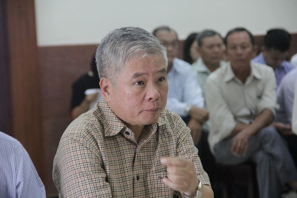 Bị cáo Đặng Thanh Bình.