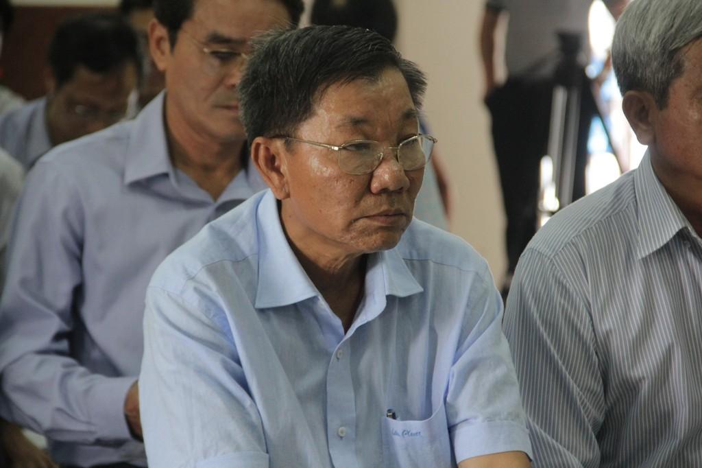 Nguyên Phó Thống đốc Đặng Thanh Bình tiếp tục hầu tòa - ảnh 1