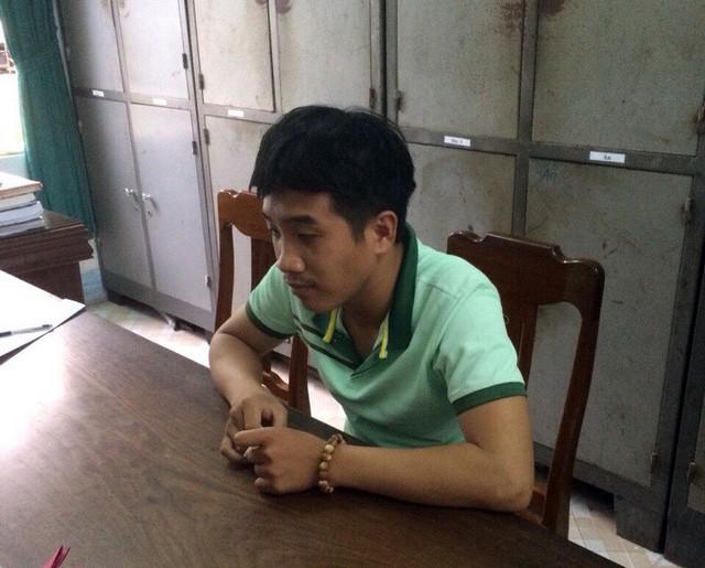 Đối tương Nguyễn Xuân Bình tại cơ quan điều tra