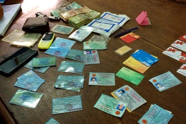 Phú Yên: Làm giả 11 hồ sơ để chiếm đoạt hàng trăm triệu đồng của công ty tài chính - ảnh 1