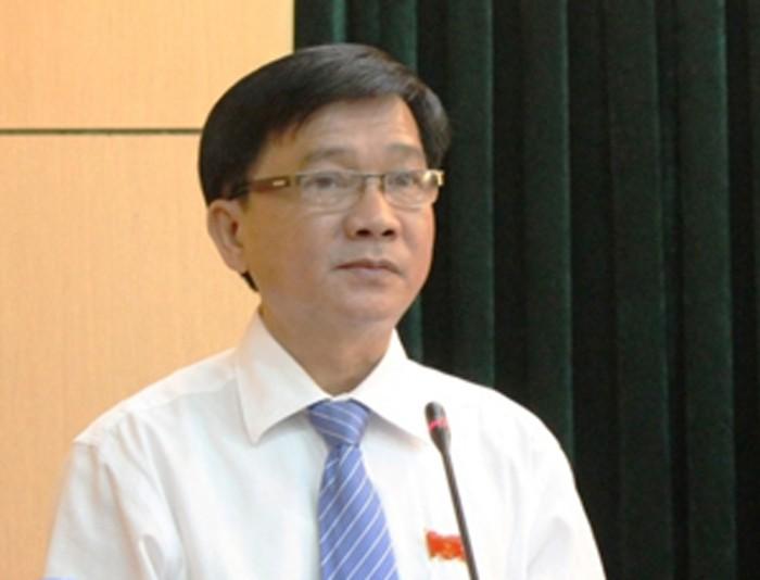 Chủ tịch  UBND tỉnh Quảng Ngãi Trần Ngọc Căng. Ảnh: VGP/Minh Hùng
