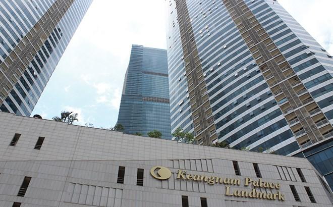 Tranh chấp giữa Keangnam và khách hàng tại Dự án Keangnam Landmark kéo dài từ năm 2011 đến nay