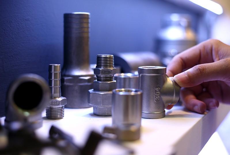 Phát triển công nghiệp hỗ trợ để kết nối doanh nghiệp với chuỗi giá trị sản xuất toàn cầu. Ảnh: Lê Tiên