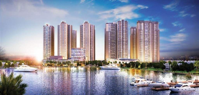 Việt Hân đang là chủ đầu tư Dự án Goldmark City, 136 Hồ Tùng Mậu (Hà Nội)