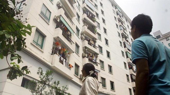 Nhà ở thu nhập thấp đang là mơ ước của nhiều người dân đô thị