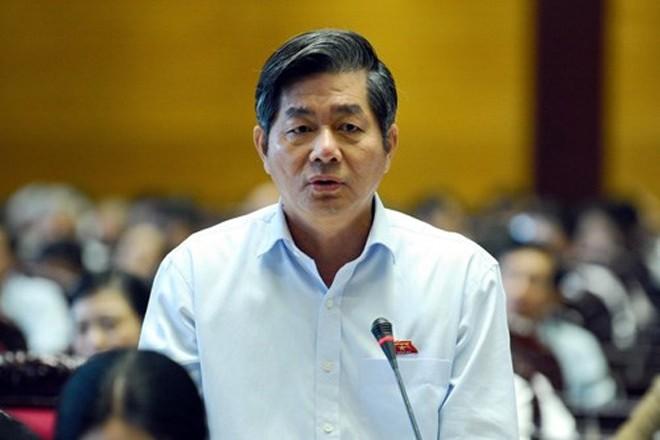 Bộ trưởng KH - ĐT Bùi Quang Vinh