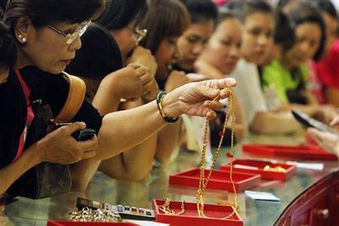 Nhiều nhà đầu tư bày tỏ quan điểm lạc quan về vàng.