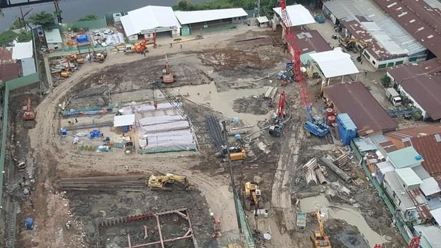 Nhìn lại tiến độ siêu dự án metro số 1 Bến Thành - Suối Tiên - ảnh 1