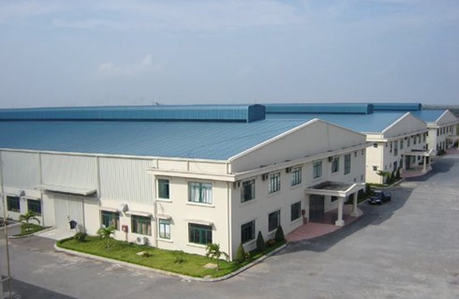 Quốc Oai có thêm cụm công nghiệp quy mô 13 ha