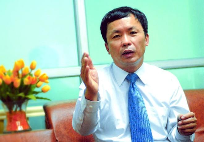 TS Trần Hữu Huỳnh