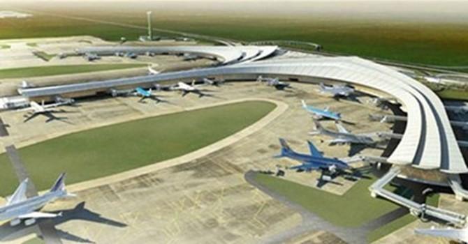 Phối cảnh dự án Cảng Hàng không quốc tế Long Thành.