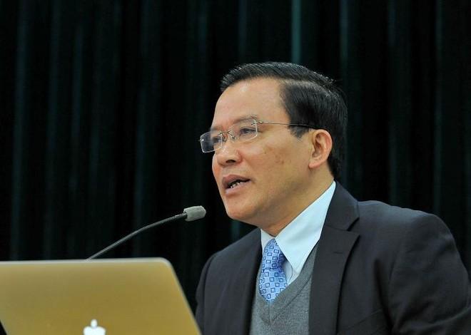Ông Nguyễn Văn Pha, Phó Chủ tịch Uỷ ban T.Ư MTTQ Việt Nam. Ảnh Hoàng Long.