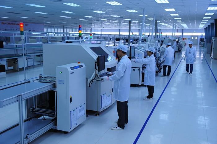 Doanh nghiệp Nhật Bản quan ngại về khả năng cung cấp nguyên liệu, linh kiện trong ngành sản xuất chế tạo tại Việt Nam. Ảnh: Lê Tiên