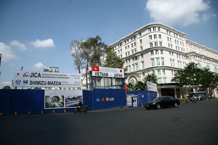 Việt Nam đã giải ngân 52,089 tỷ USD vốn ODA trong 22 năm qua. Ảnh: Lê Tiên