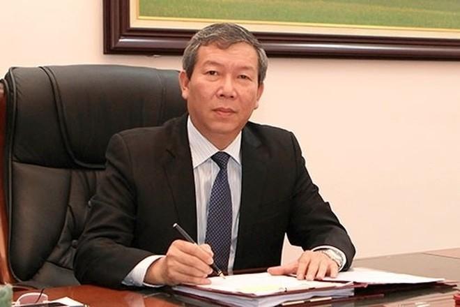 Ông Trần Ngọc Thành – Chủ tịch HĐTV VNR. Ảnh: Báo Giao thông.