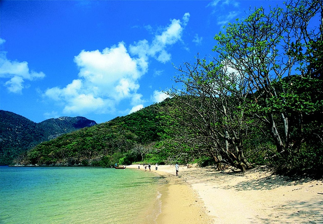 Đầu tư dự án vào Côn Đảo được ưu đãi thuế