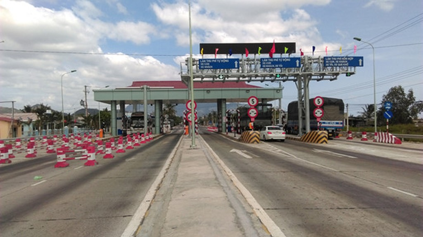 Dự án BOT mở rộng Quốc lộ 1 đoạn qua tỉnh Khánh Hòa có tổng mức đầu tư 2.699.564 triệu đồng